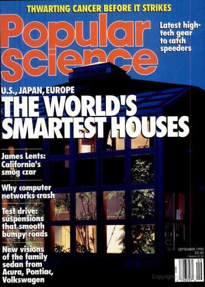 Popular Science - Popular Science - September 1990