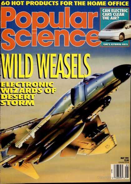 Popular Science - Popular Science - May 1991