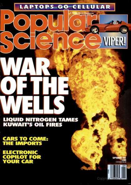 Popular Science - Popular Science - September 1991