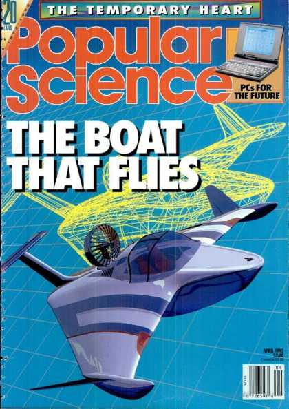Popular Science - Popular Science - April 1992