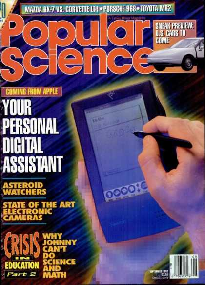 Popular Science - Popular Science - September 1992