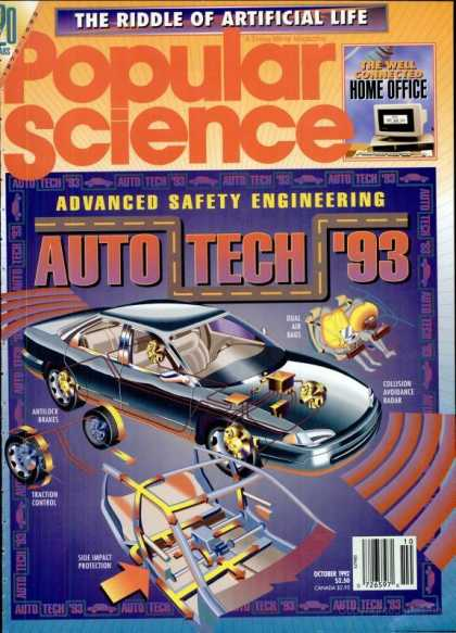 Popular Science - Popular Science - October 1992