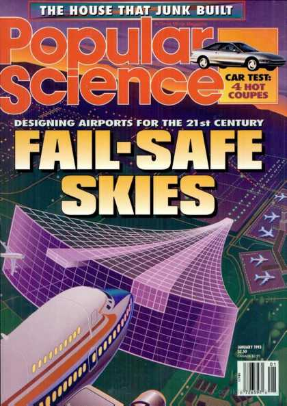 Popular Science - Popular Science - January 1993