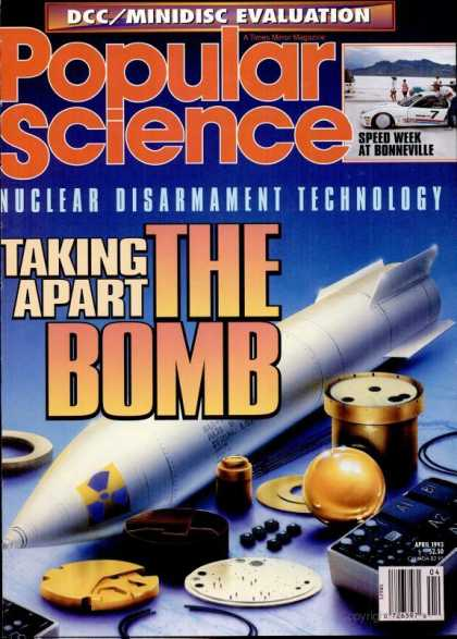 Popular Science - Popular Science - April 1993