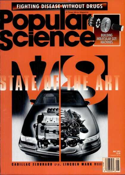 Popular Science - Popular Science - May 1993