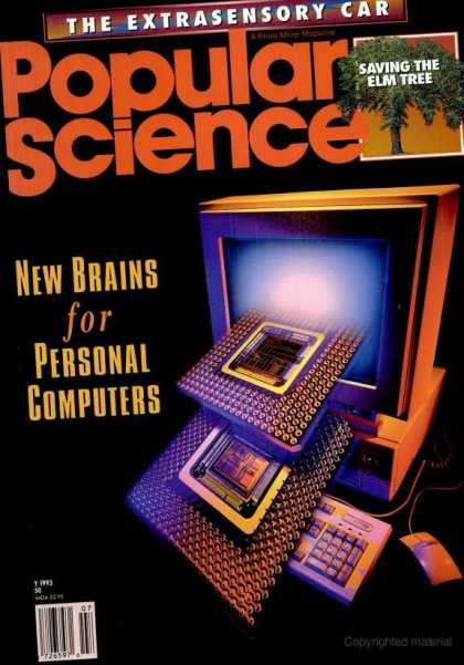 Popular Science - Popular Science - July 1993