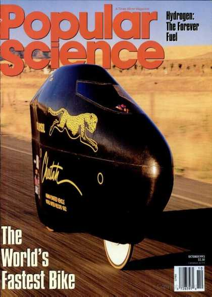 Popular Science - Popular Science - October 1993