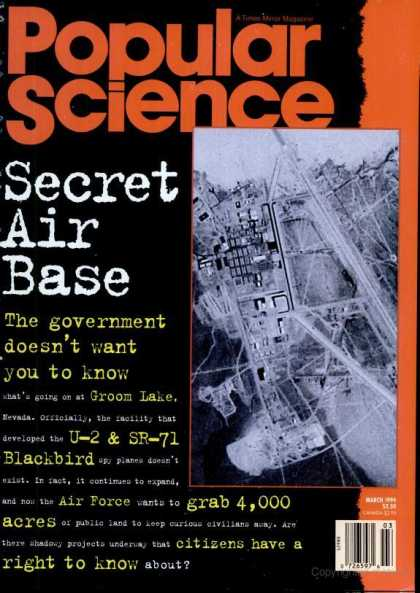 Popular Science - Popular Science - March 1994