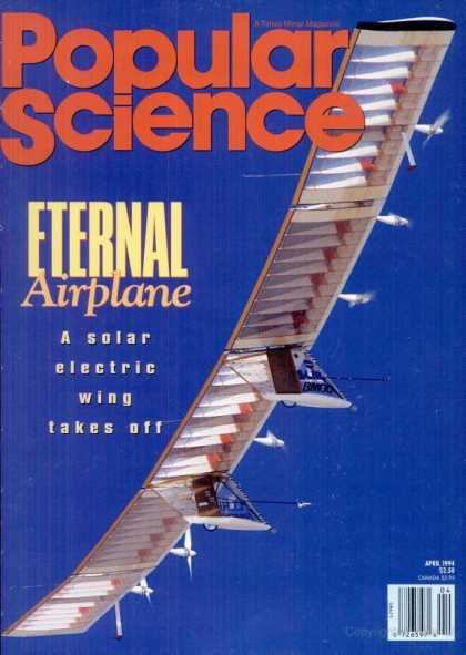 Popular Science - Popular Science - April 1994