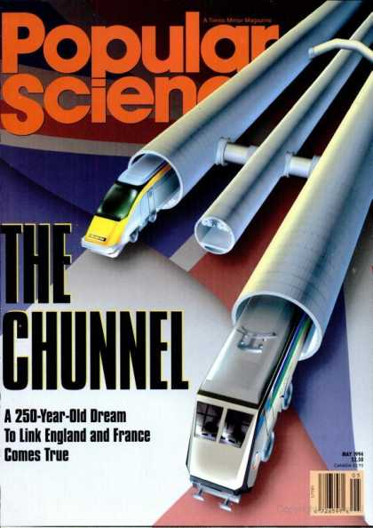 Popular Science - Popular Science - May 1994