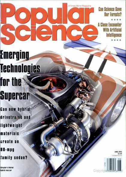 Popular Science - Popular Science - June 1994
