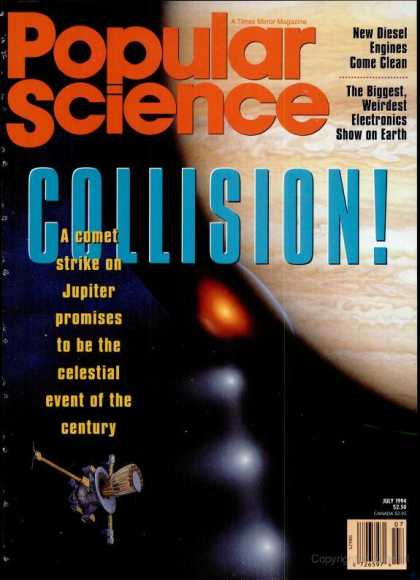 Popular Science - Popular Science - July 1994