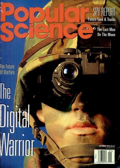 Popular Science - Popular Science - September 1994