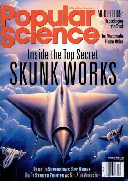 Popular Science - Popular Science - October 1994