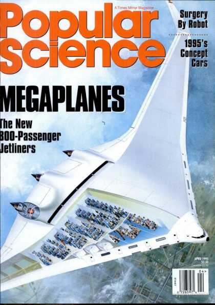 Popular Science - Popular Science - April 1995
