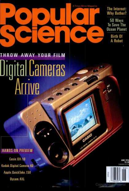 Popular Science - Popular Science - June 1995