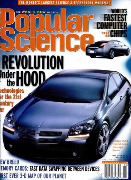 Popular Science - Popular Science - April 2000