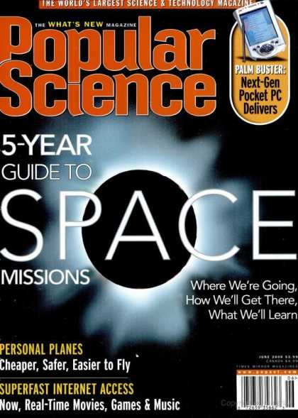 Popular Science - Popular Science - June 2000