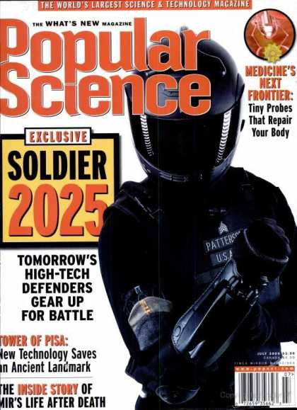 Popular Science - Popular Science - July 2000