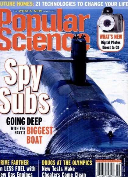 Popular Science - Popular Science - September 2000