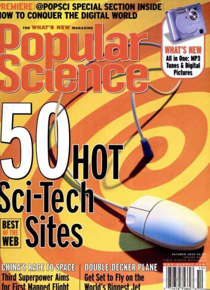 Popular Science - Popular Science - October 2000