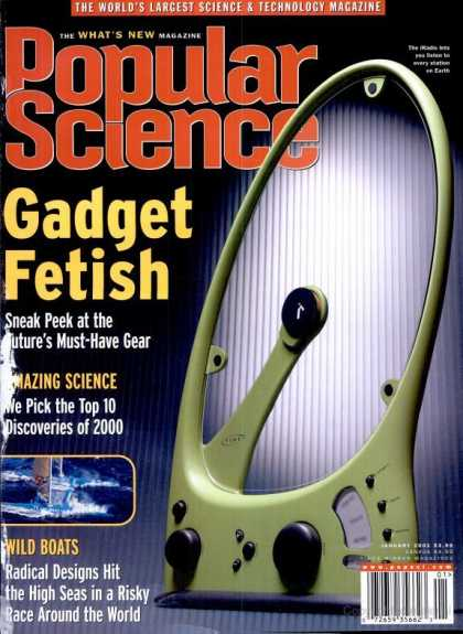 Popular Science - Popular Science - January 2001