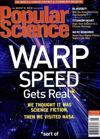 Popular Science - Popular Science - May 2001
