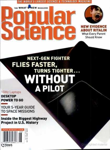 Popular Science - Popular Science - June 2001