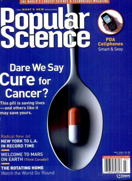 Popular Science - Popular Science - July 2001