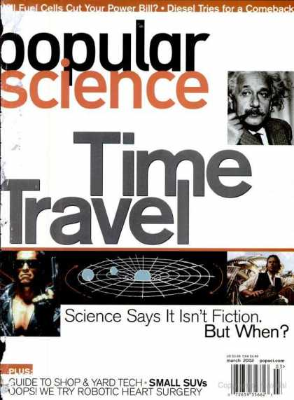 Popular Science - Popular Science - March 2002