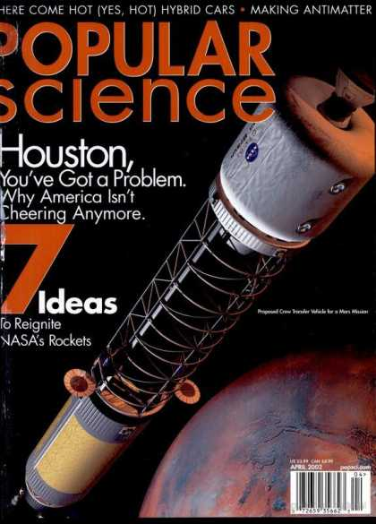 Popular Science - Popular Science - April 2002