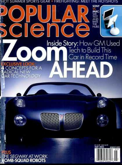 Popular Science - Popular Science - May 2002
