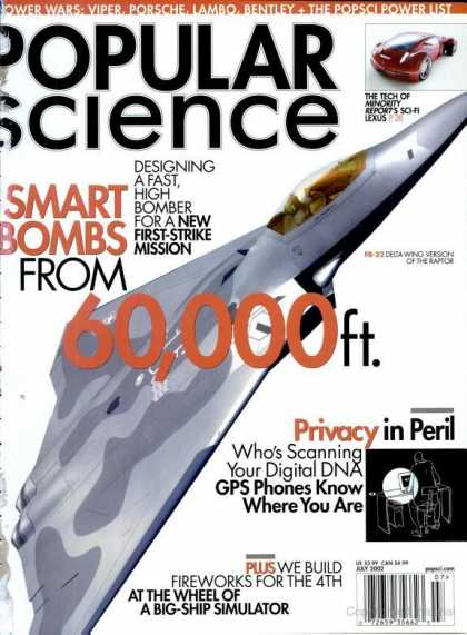 Popular Science - Popular Science - July 2002