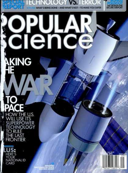 Popular Science - Popular Science - September 2002