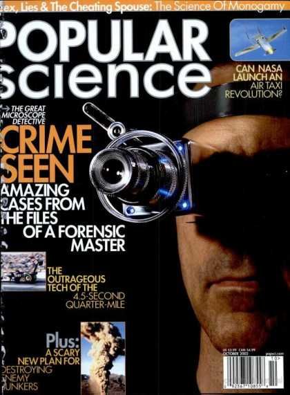 Popular Science - Popular Science - October 2002