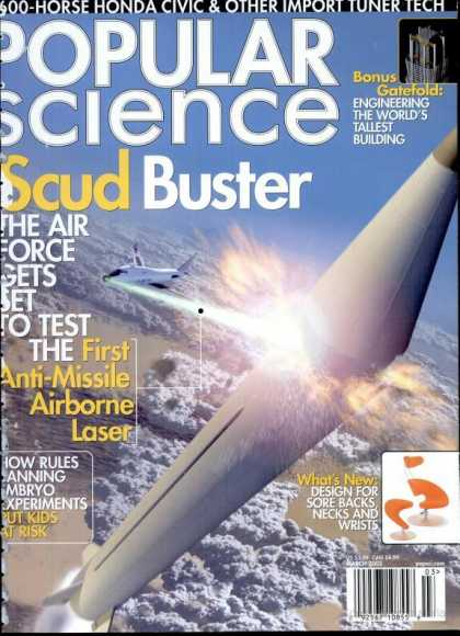 Popular Science - Popular Science - March 2003