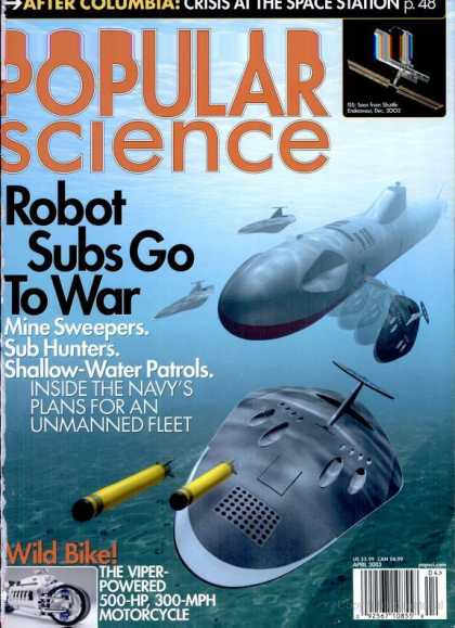 Popular Science - Popular Science - April 2003