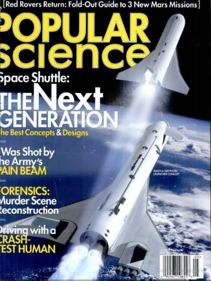 Popular Science - Popular Science - May 2003