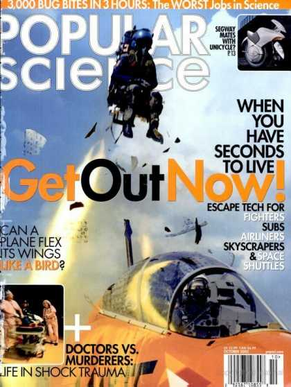 Popular Science - Popular Science - October 2003
