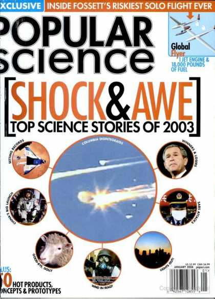 Popular Science - Popular Science - January 2004