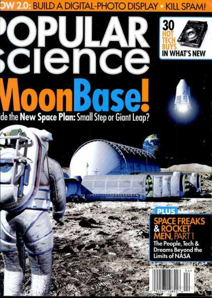 Popular Science - Popular Science - April 2004