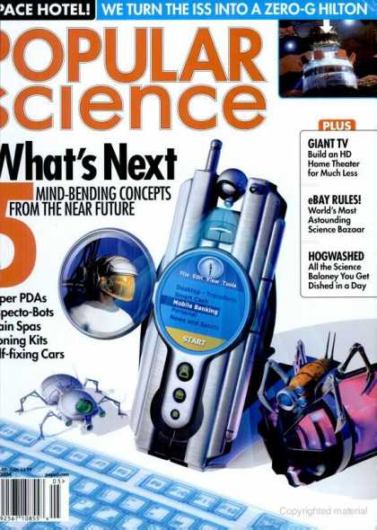 Popular Science - Popular Science - May 2004