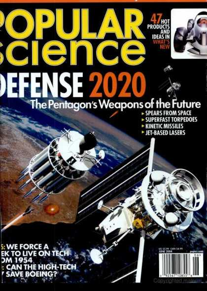 Popular Science - Popular Science - June 2004