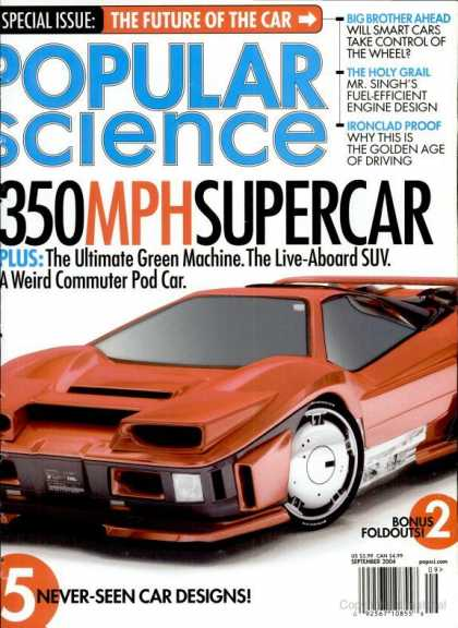 Popular Science - Popular Science - September 2004