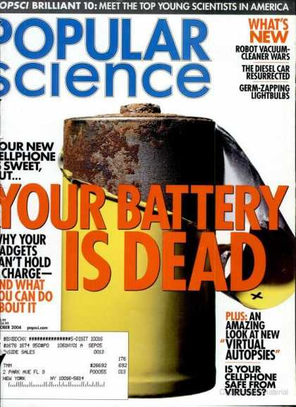 Popular Science - Popular Science - October 2004