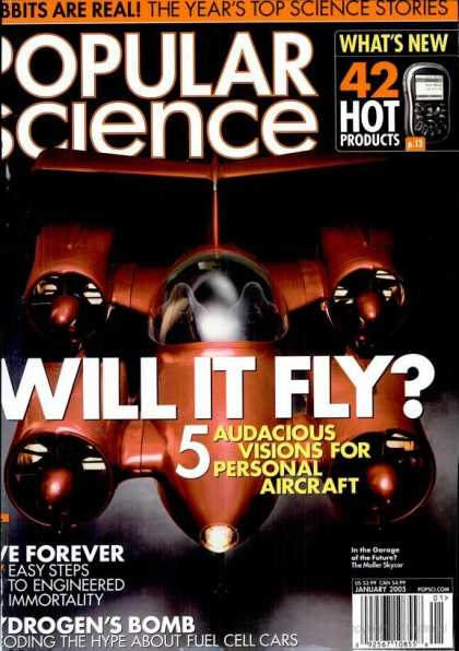Popular Science - Popular Science - January 2005