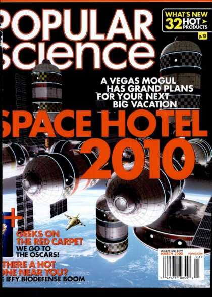 Popular Science - Popular Science - March 2005