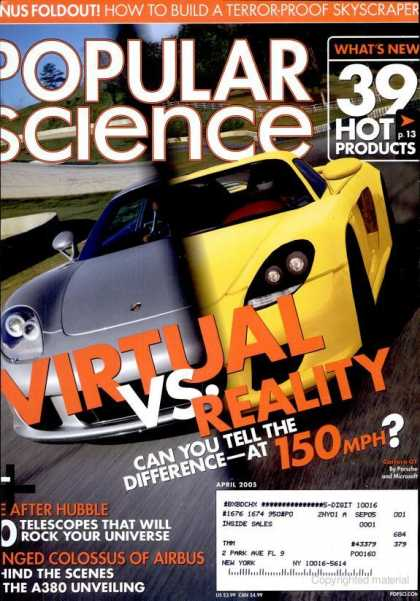 Popular Science - Popular Science - April 2005