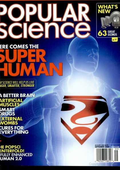 Popular Science - Popular Science - September 2005