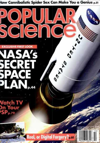 Popular Science - Popular Science - October 2005